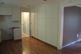 Wall o cabinets
