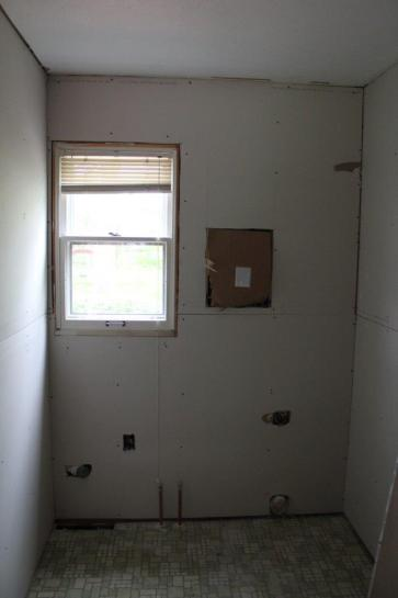 Washer/Dryer hookups and old electrical panel