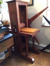 Nearly made printing press