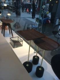 Shallow Bowl Tables, Frankfurt