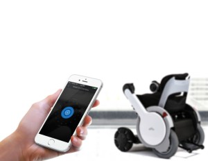 Personal Mobility Device Company WHILL Follows Tesla and Google to Transform the Way of Transportation Through Smartphone App Integration