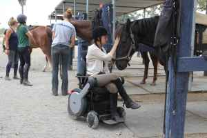 Horses for Therapy? Wheelchair Users Find Reasons to Get Back into the Saddle!