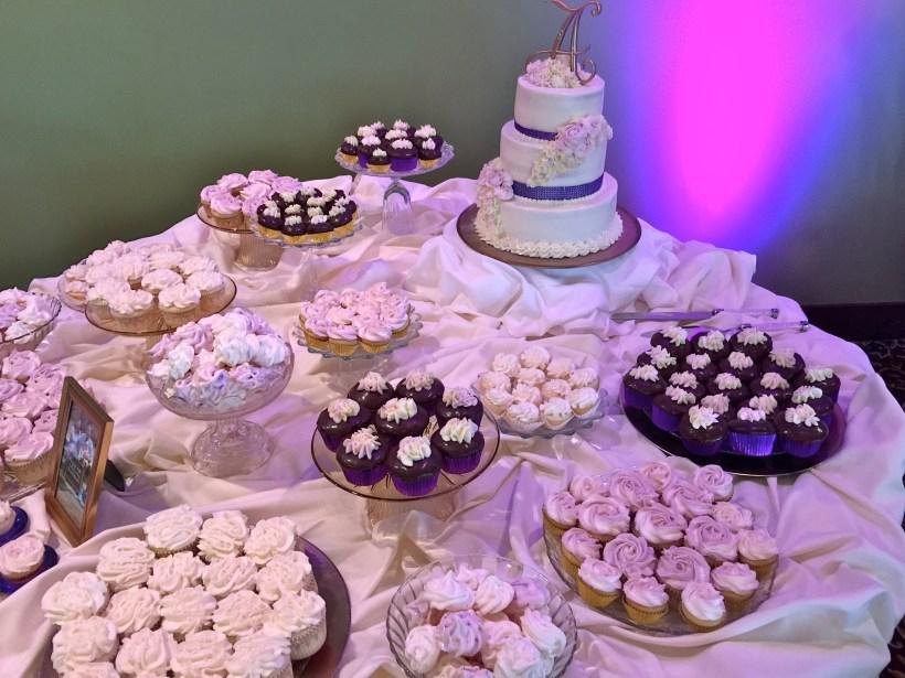 Decorating Cake Table Wedding Reception Jidiletter
