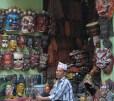 Street shop at Thamel