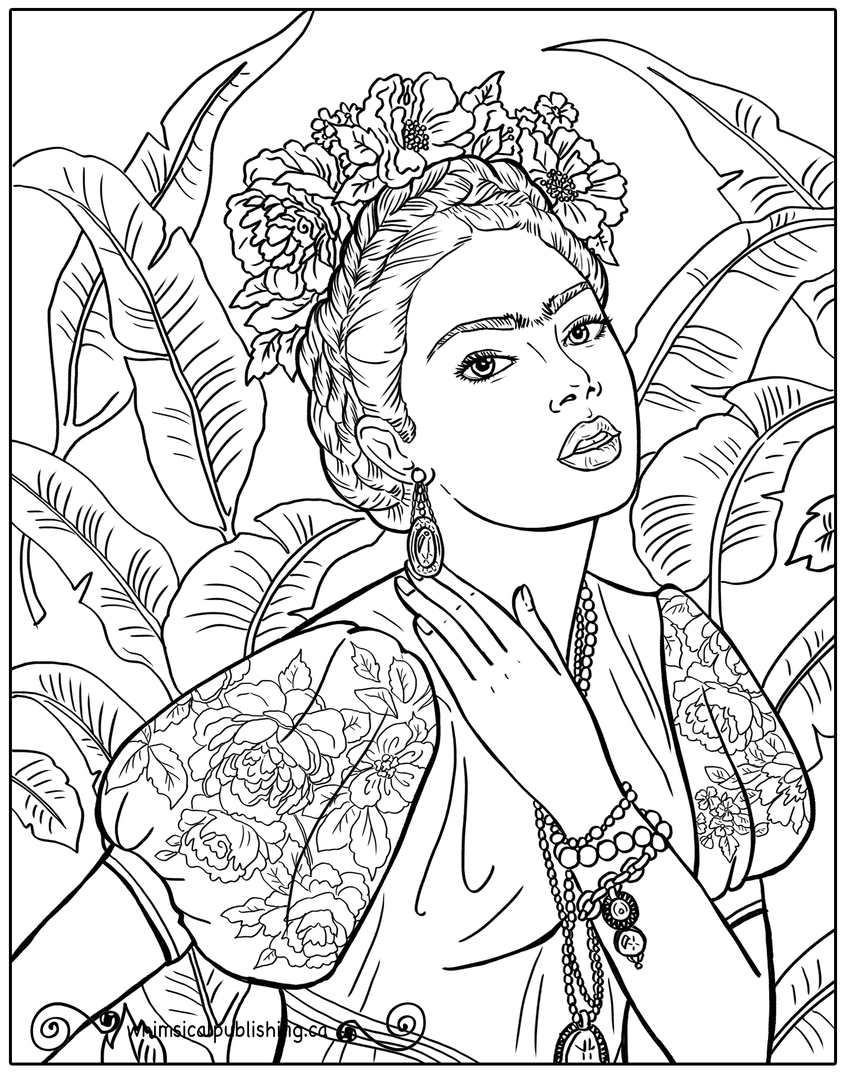 Free Colouring Pages