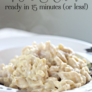 Panera Copycat Mac and Cheese Recipe