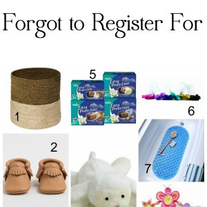 Great Baby Shower Gifts that She Didn't Register For