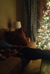 That Time My Toddler Hid My iPhone in the Christmas Tree