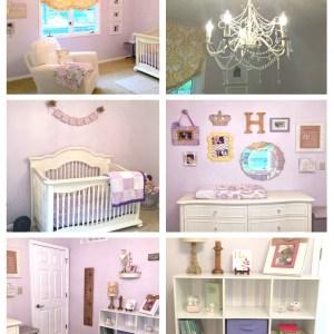 Hadley's Nursery Reveal