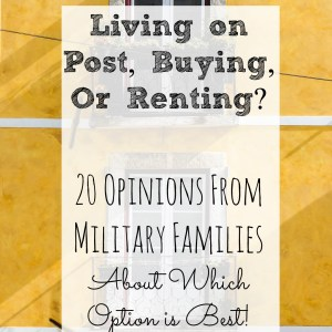 Military Housing Options: Which Is Best?