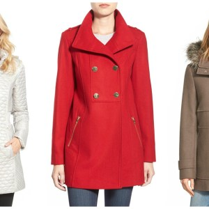 9 Winter Coats from Nordstrom Under $100