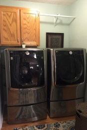 LG TWIN Wash & SideKick Pedestal Review!