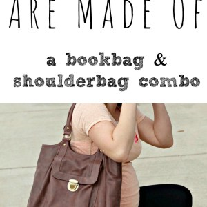The Diaper Bag That Dreams Are Made Of: Meet dapperbag
