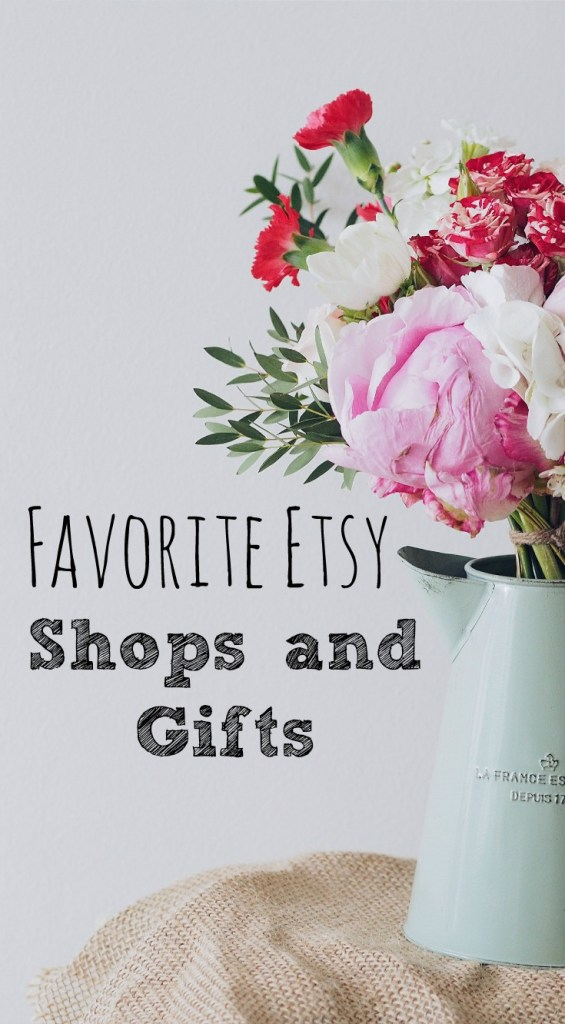 This list of Etsy shops includes gift ideas for weddings, baby showers, birthdays, and much more. All under $100, and most under $40.