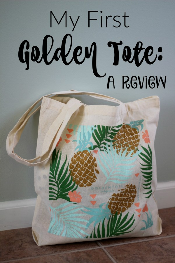Curious about Golden Tote? Check out this honest review after this girl's first experience with the clothing service!