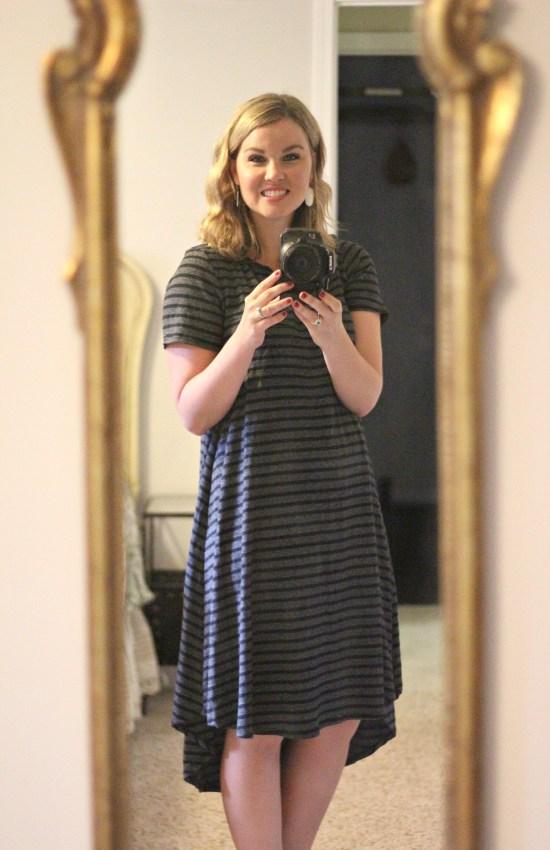 Whimsical September | LuLaRoe Carly dress