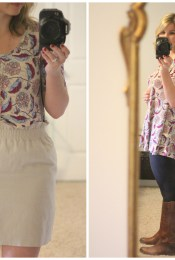 My New LuLaRoe Pieces + a Giveaway!