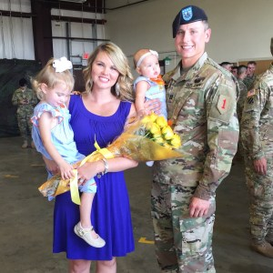 Army Change of Command Ceremony: Details About Jamie's Big Day