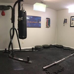 Behind the Creation of Our Home Gym (+ a Marriage Win)