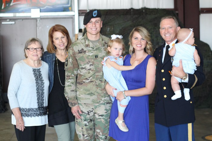 Army Change of Command Ceremony