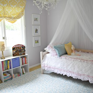 Bedroom for a 3 Year Old Girl: Hadley's Completed Big Girl Room Reveal