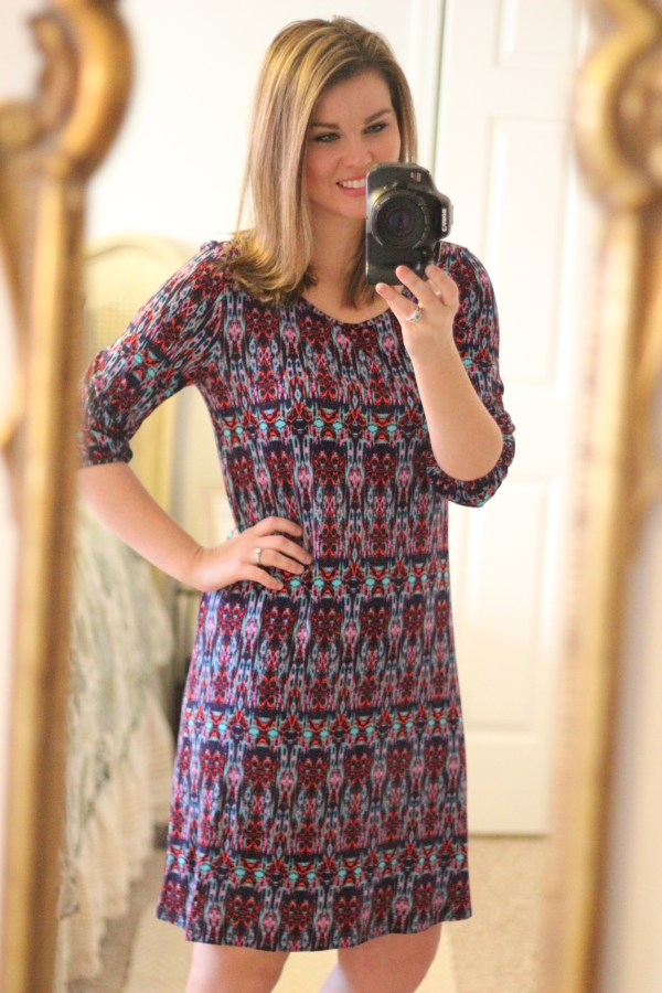 Stitch Fix: Market & Spruce Maeby Knit Dress