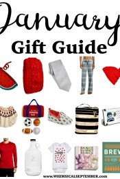January Gift Guide: 25 Gifts Under $25