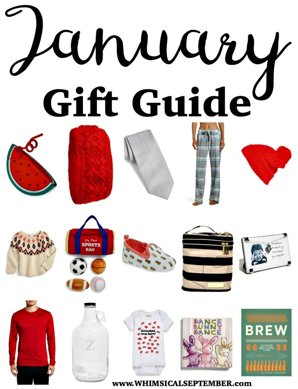 "From bosses to best friends to babies and grandparents, this gift guide has a little something for everybody on your ""need to buy for"" list."