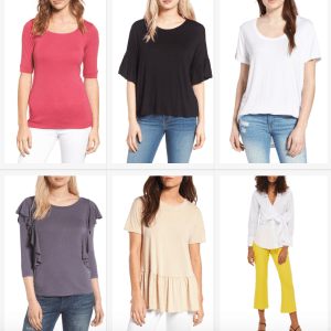 Deeply Discounted Women's Clothing, Jewelry, and Handbags Under $25 – Sale Ends SUNDAY (9/10/17)