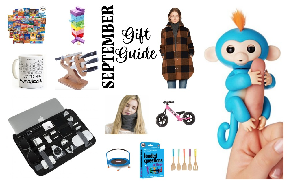 September Gift Guide: A Little Something For Everyone