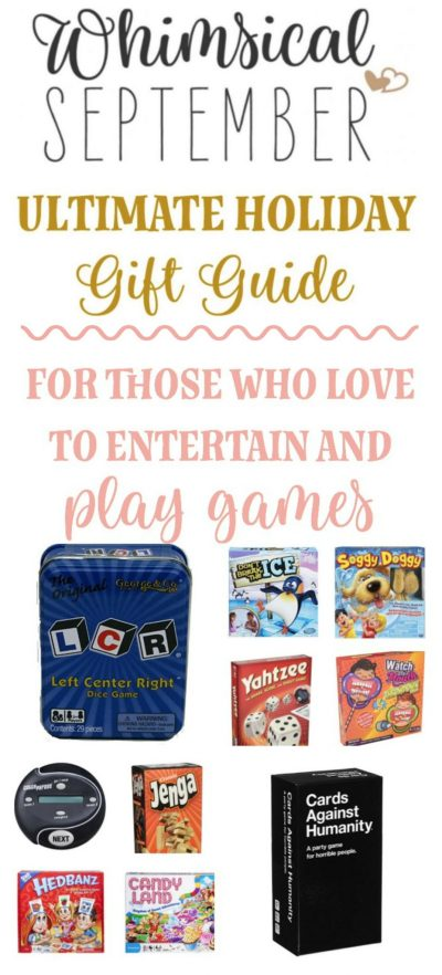 Games to Play with Friends and Family: This list of games includes ideas for which ones to play with young kids, with your relatives and friends, as well as which games with result in big laughs. Games have the powerful ability to bring us together with those around us through good, clean fun.