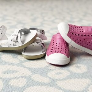 The Two Pairs of Shoes Your Little Ones Need this Spring