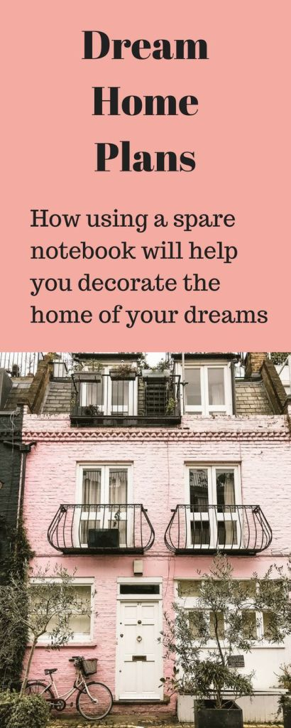 Dream House Plans: Regardless of whether you want to build a one story home or a mansion, this notebook will help families design and dream a house that will become one's dream home. Keep track of paint colors, layout ideas, decor visions, home style, and so much more with this notebook designed to aid you in your dream house plans. Click here to read more!