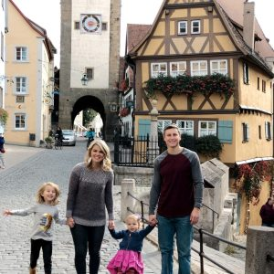 Rothenburg, Germany + Two Sweet Days of Downtime