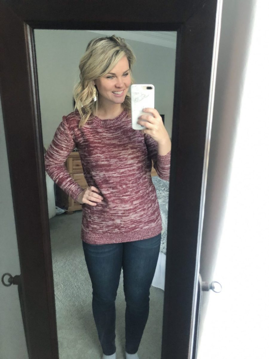 Stitch Fix November 2018: Review #27