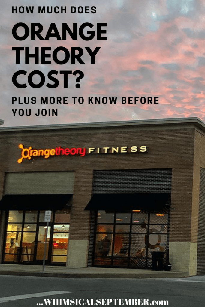 Boutique gyms with consistent class structure and instructors are popping up all over the world, and one of the biggest questions people ask me about my particular gym is the Orangetheory price.  I'd love to jump right in and answer that specific question for you about the Orangetheory price, as well as share a few other things with you about Orangetheory before you join. Spoiler alert: I AM HOOKED. It's the first workout that I've ever done consistently for over a year. Big deal for me!