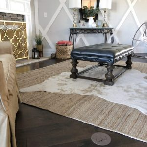 RugsUSA Jute Rug Review + Living Room Overhaul Progress