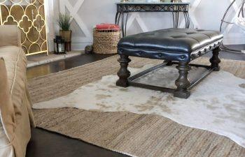 RugsUSA Jute Rug Review + Living Room Overhaul Progress