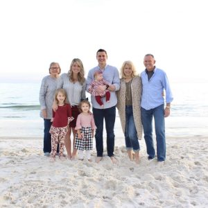 A Beachy Thanksgiving in Gulf Shores, Alabama