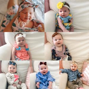 All About Our Sweet Jillian at the Six Month Mark