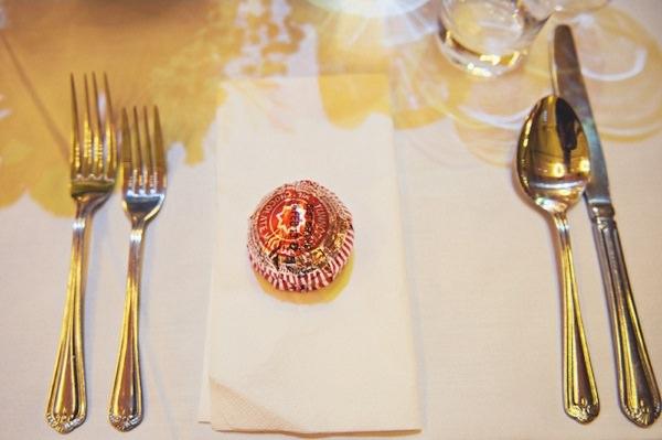 tunnocks tea cake wedding favour