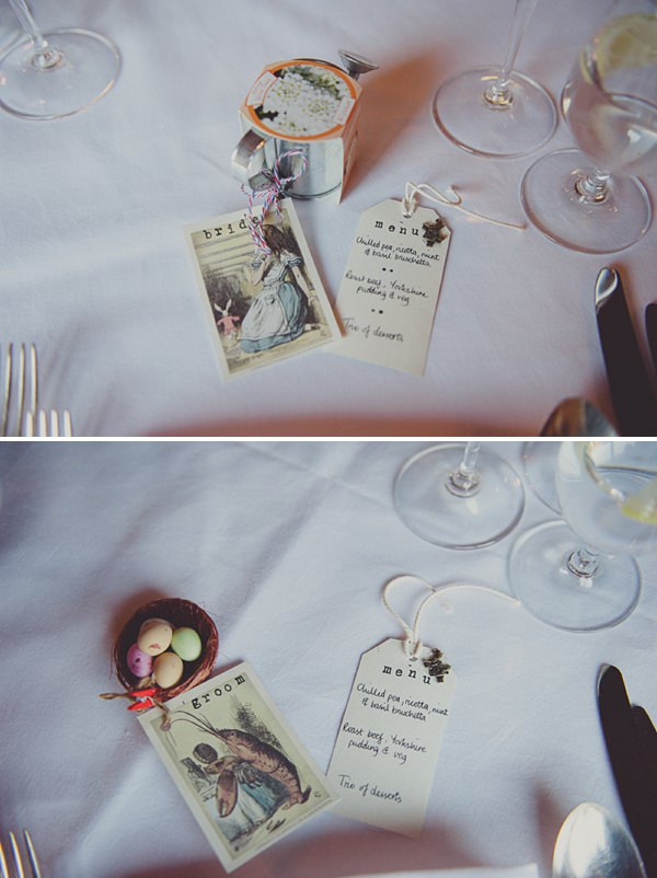 watering can mini egg wedding favour
