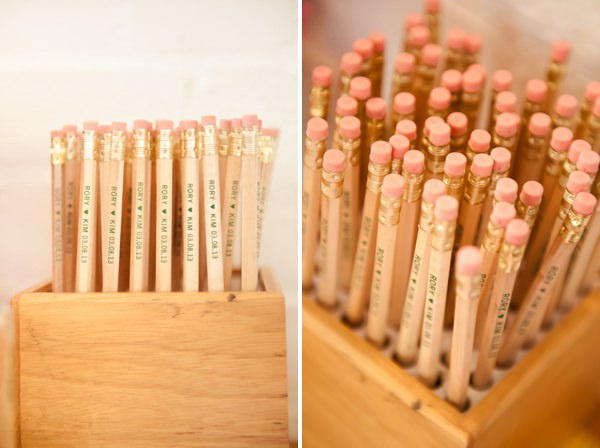 custom wedding pencils http://www.georgimabee.com/