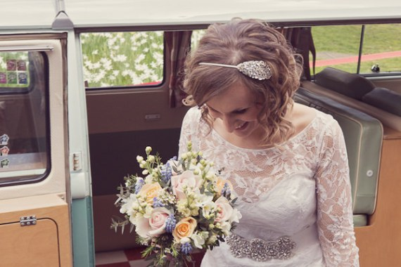 Fresh Pretty Quirky Spring Wedding http://www.mr-and-mrs-wedding-photography.co.uk/