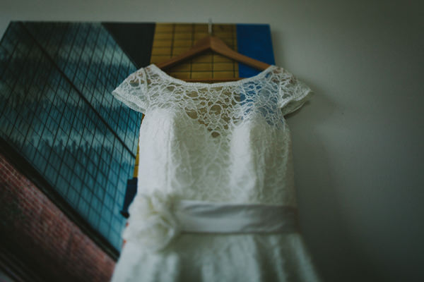 Quirky Chilled Party Wedding Lace Dress http://sdphotography.co.uk/