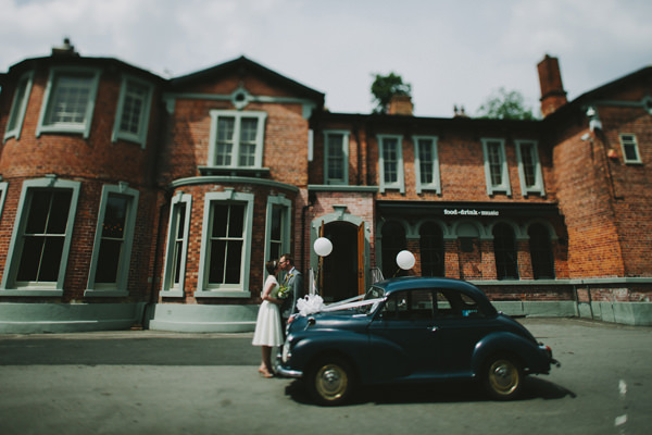 Quirky Chilled Party Wedding http://sdphotography.co.uk/