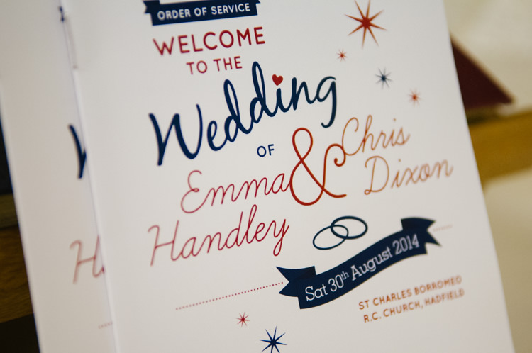 Typography Stationery Invitations Eclectic Vintage Music Party Wedding http://www.theretreat.co/