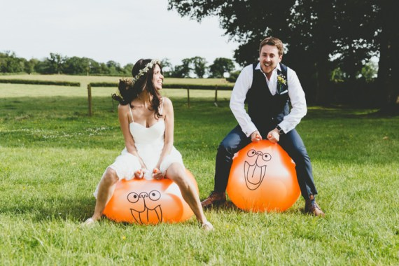 Relaxed Fun Rustic Countryside Barn Wedding http://www.paulunderhill.com/