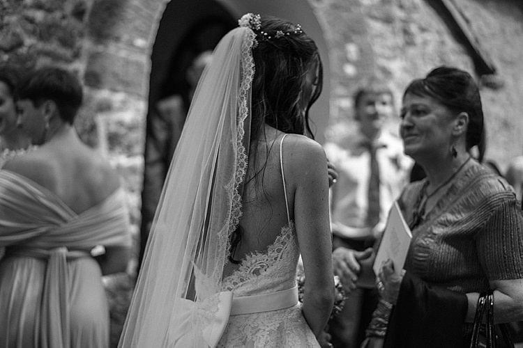 Lace Veil Bride Bridal Accessory Casual Summery Rustic Beach Wild Horses Wedding http://www.jasonmarkharris.com/