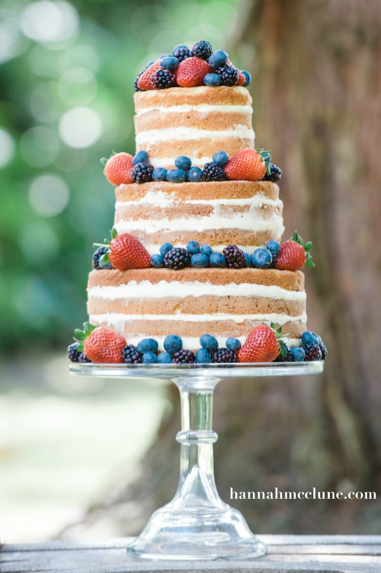 Luxe & Eclectic Wedding Cakes by Melissa Woodland Cakes
